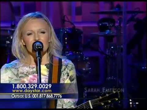 Celebration Music: Sarah Emerson - What a Joy (01.17.2012)