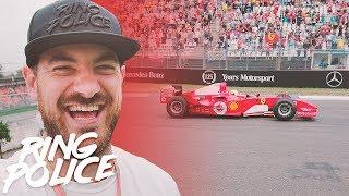 Einen Blick riskiert | Jan bei der Formel1 - VLOG
