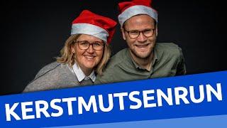 Kerstmutsenrun voor de Katwijkse ziekte || Digitaal Plein Katwijk