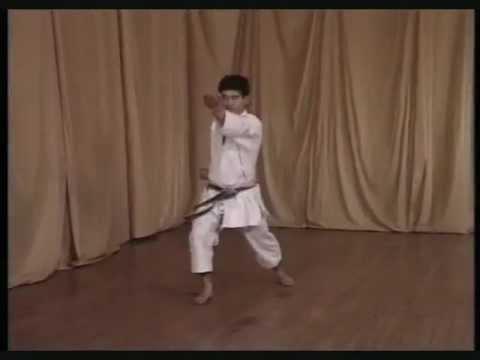 Gojushiho Sho - Ohta Sensei