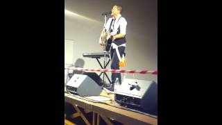 Jesse Ritch in Bassersdorf - Back with me