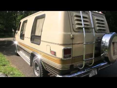 CHEVROLET G20 Conversion V8 Chevy Van 1985 By V8van