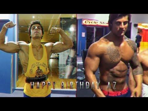 Happy Birthday, Zyzz / Dedicated to Aziz Shavershian
