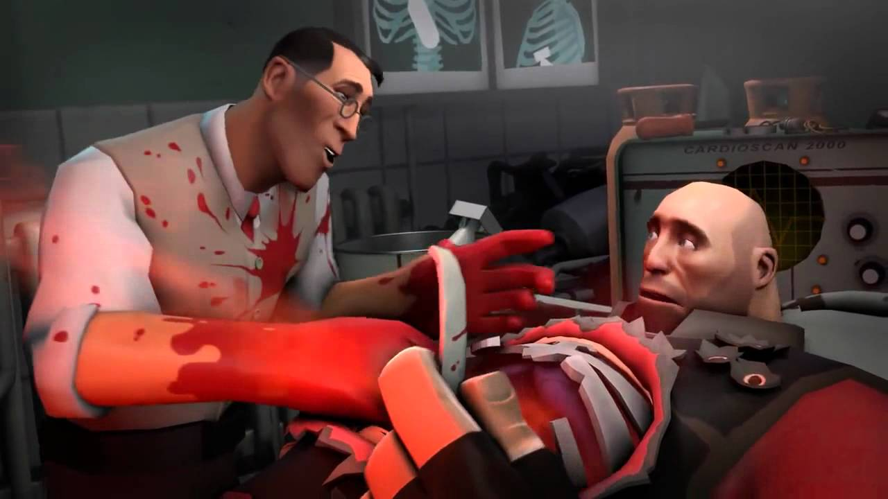 tf 2 meet the medic