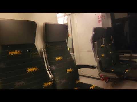 Schöne Zug Fahrt zwischen Böblingen und Stuttgart  mit Bombandier Talent 2 | German Railways