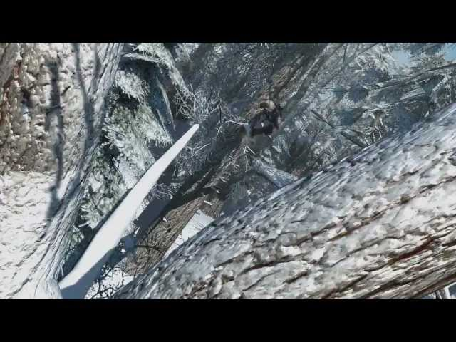 Assassins Creed 3 - Debut Gameplay Trailer