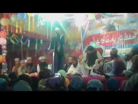 Asad Iqbal saheb Kalkatwi @Beautiful Kalam New classical Tarannum @Tujhe Hamd Hai Khudaya At CHAMANP