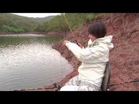 #019 中国大陸・花と緑に囲まれて未開の湖沼に中国ブナの魚影を追う