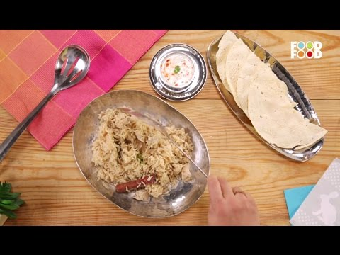 Quick Chicken Pulav | FoodFood