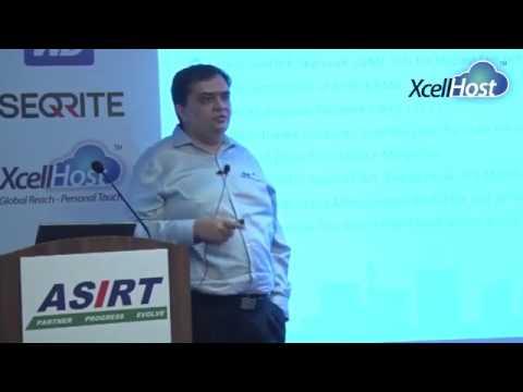 ASIRT Tech Day 2017- Samir Jhaveri talks about XcellHost