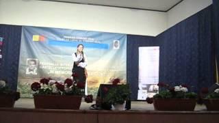 11 Festivalul Vasile Contiu 2014 - Gabor Bianca Mirela - Trage boul la ...