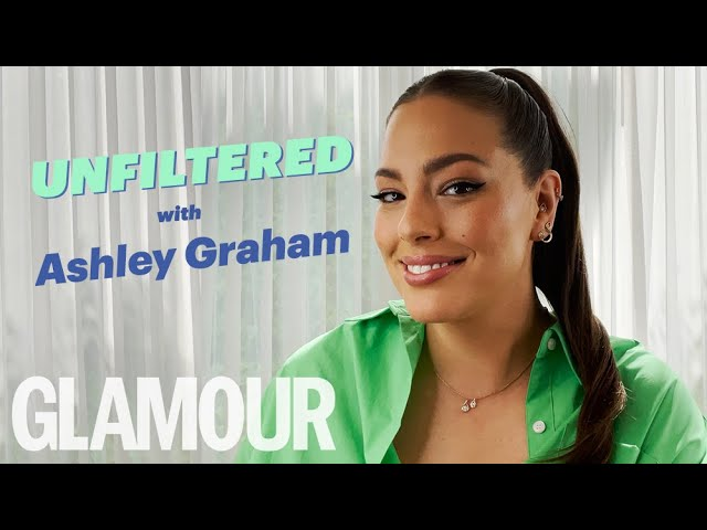 Ashley Graham On Motherhood & Changing The Body Positivity Conversation | GLAMOUR Unfiltered