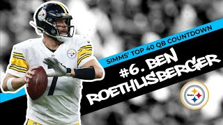 Download Chris Simms' Top 40 QBs: Ben Roethlisberger at No.6 | Chris Simms Unbuttoned | NBC Sports Mp3 and Videos