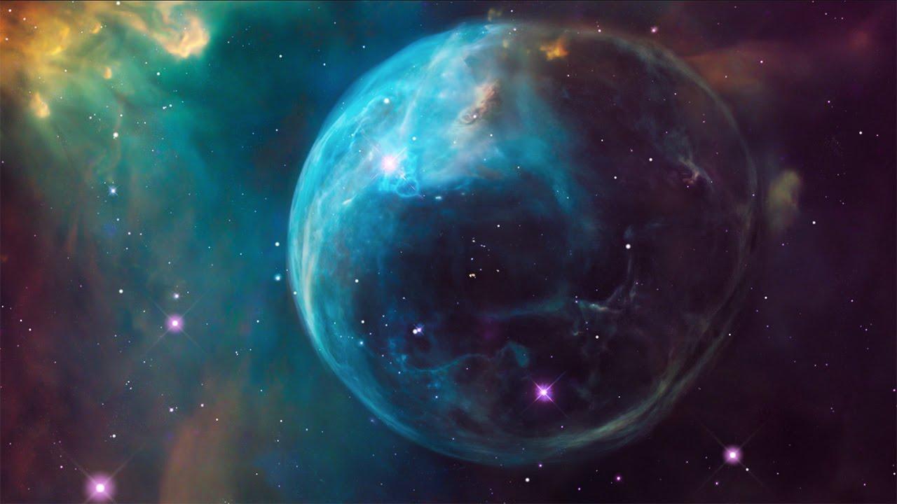 The Bubble Nebula in 4K (NGC 7635) - YouTube