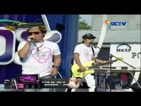 WALI BAND [Cari Jodoh] Live At Inbox (09-06-2014) Courtesy SCTV
