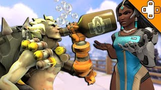 Junkrat, WTF ARE YOU DOING? Overwatch Funny & Epic Moments 616