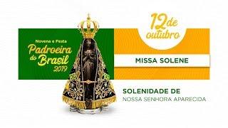 Baixar Missa Solene - Festa da Padroeira 2019 - 12 de Outubro Nossa Senhora Aparecida