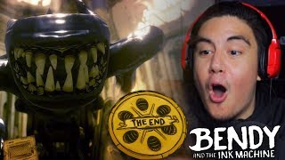 BENDY'S FINAL FORM GETS FREAKY | Bendy and the Ink Machine Chapter 5 (END)