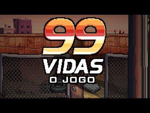 99vidas O JOGO (Demo) - Roberto Argentino que se cuide!