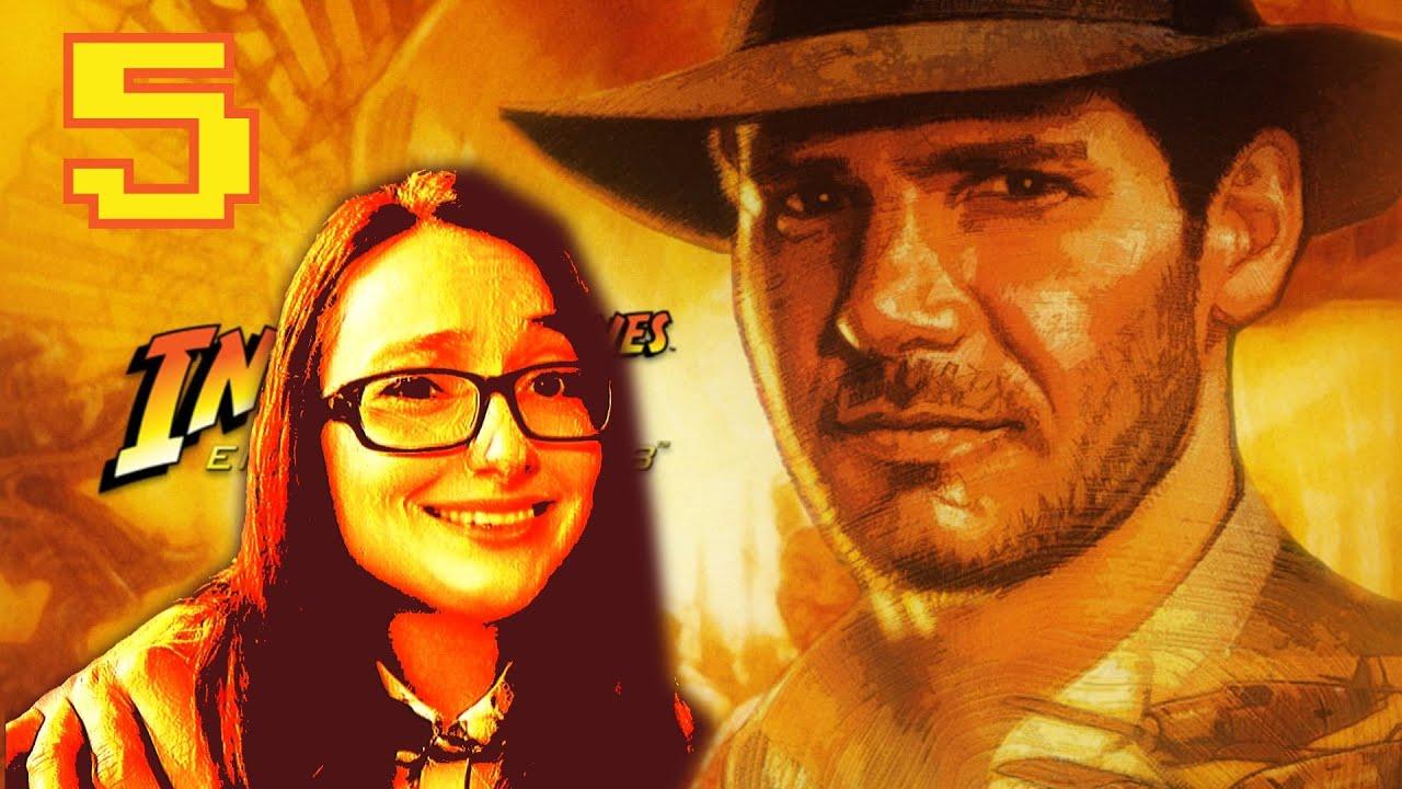 Vers L'infini & Au Delà ! Indiana Jones & La Machine Infernale #5