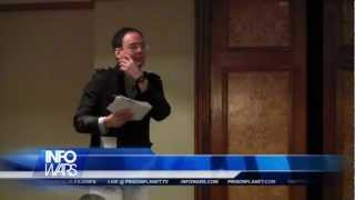 Raw and Unplugged: Max Keiser and The Silver Liberation Army