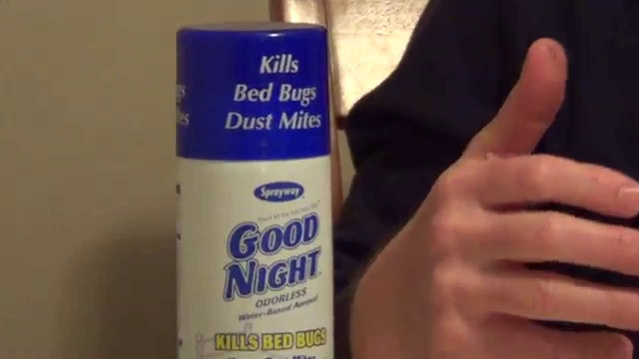 How To Make Bed Bug Spray