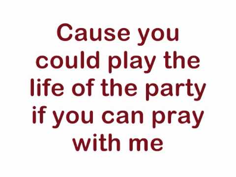 """The Life of the Party"" from The Wild Party karaoke/instrumental"