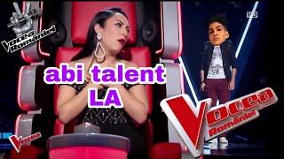 abi talent la Vocea Romaniei(abi-Rege pa Romania)