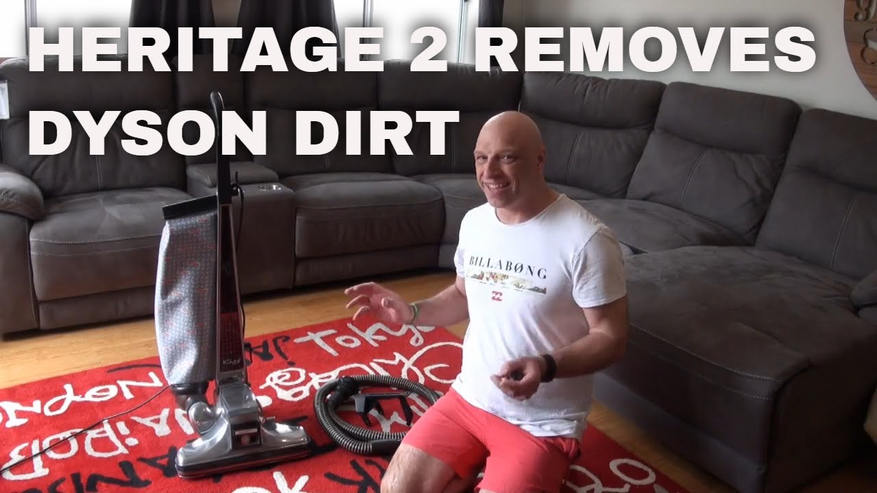 Kirby Vacuum Heritage 2 Whole House Clean After Dyson Disaster Over 5 Day Challenge Youtube