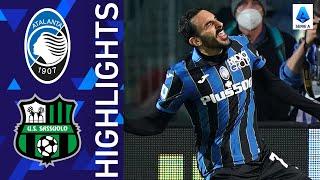 Atalanta 2-1 Sassuolo   La Dea edge Sassuolo!