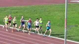 800 м юниоры 2014
