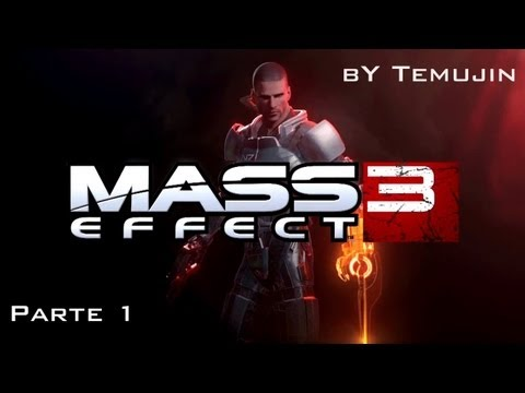Mass Effect 3: Parte 1   Español   La Invasion a la Tierra