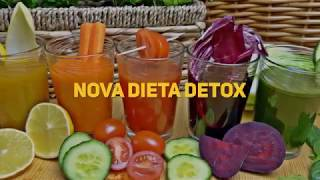 nova dieta detox