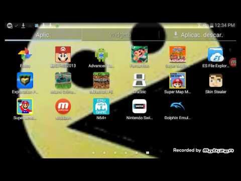 descargar emulador de nintendo switch para android
