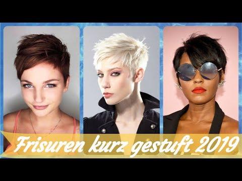 Kurzhaarfrisuren 2020 damen frech