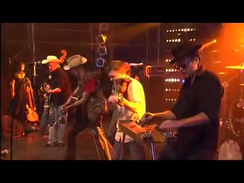 Hank Williams III - The Rebel Within (live Lowlands Festival 2009)