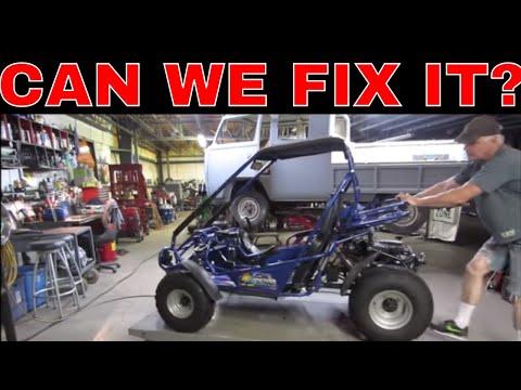 Modifying  An ATV