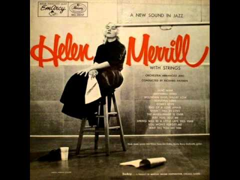Helen Merrill with Richard Hayman Orchestra - Beautiful Love