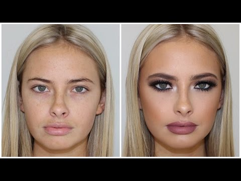 Hooded Eyes Halo Eye Makeup Tutorial