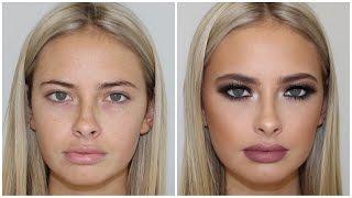 One of Jasmine Hand's most viewed videos: Hooded Eyes Halo Eye Makeup Tutorial ♡ Too Faced X NikkieTutorials Palette ♡ Jasmine Hand