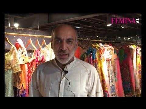 Designer Manish Arora on what makes him unique