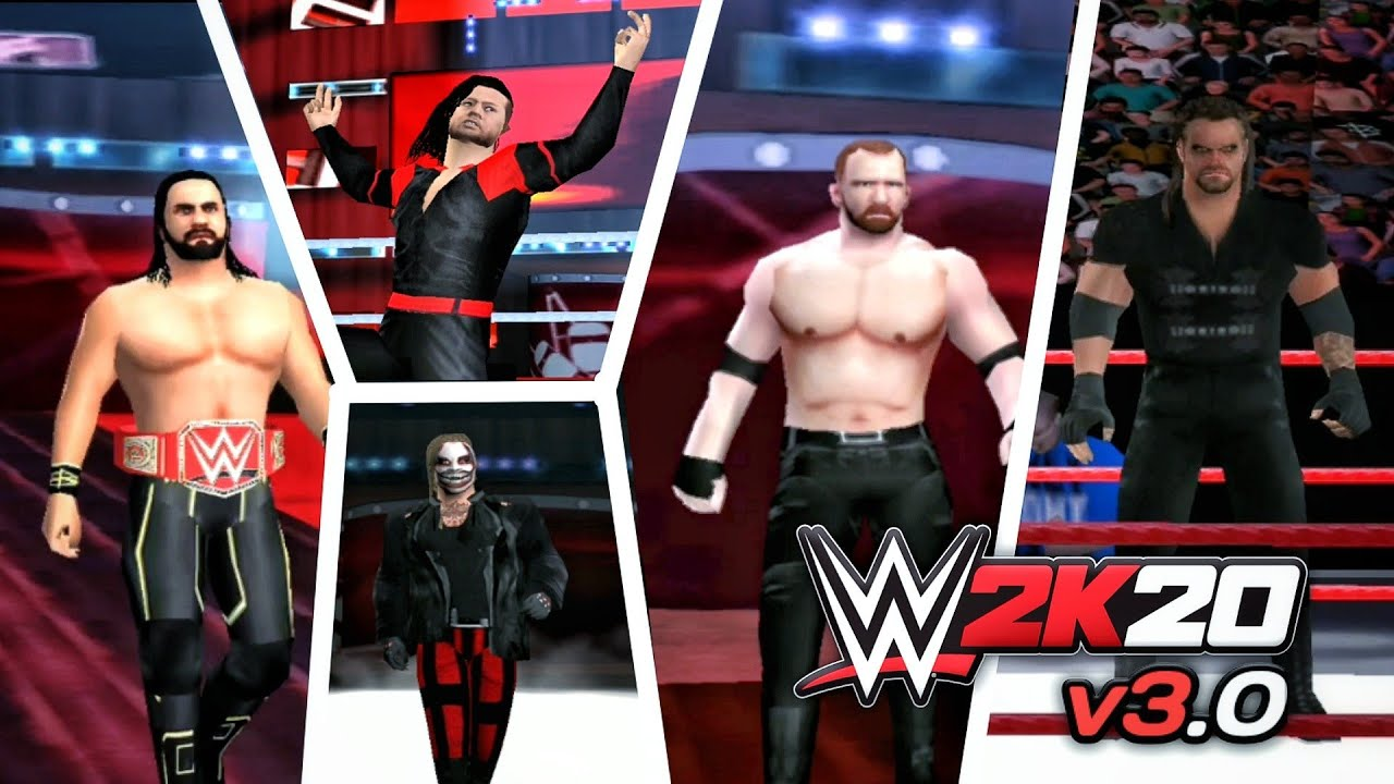 26+ How To Download Wwe 2K20 Mods PNG