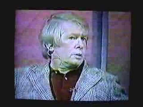 Johnnie Ray 1981 TV Clip (1)