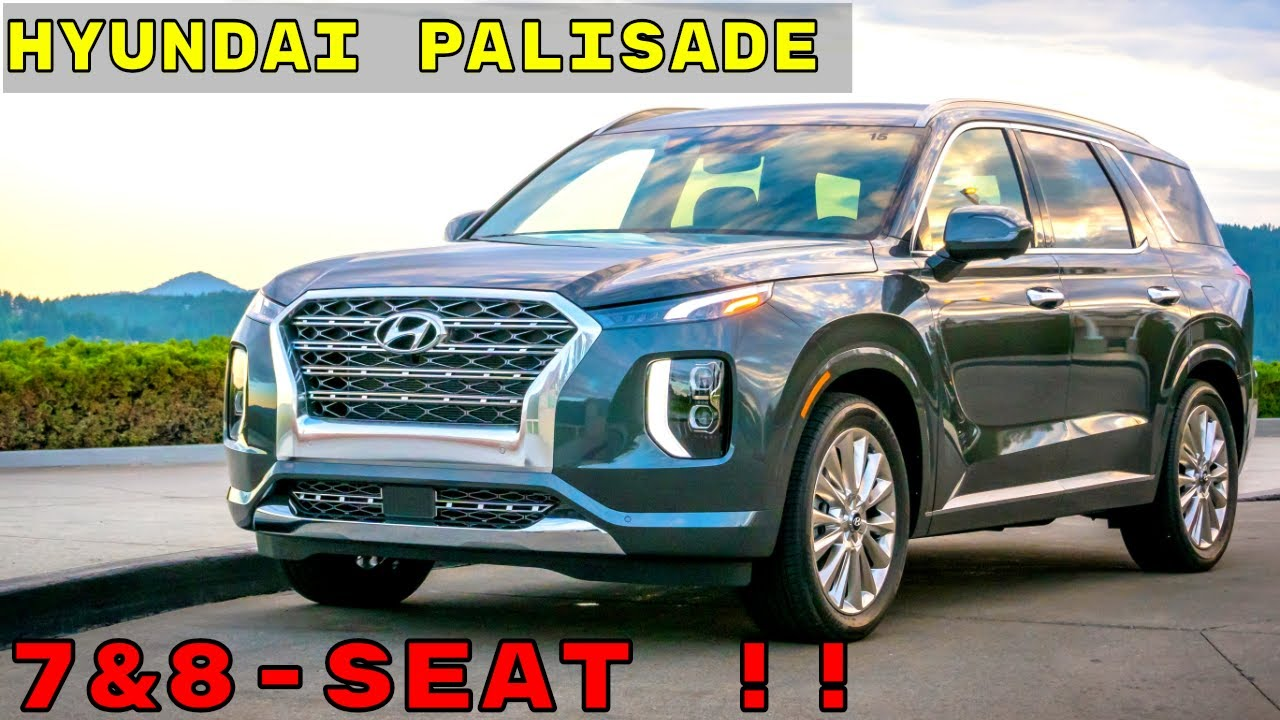 2020 Hyundai Palisade: Design, Specs, Release >> 2020 Hyundai Palisade Features Specs Design All You Need To Know