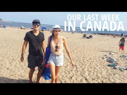 VLOG: Our Last Week in Canada (자막)국제커플 캐나다에서 한국으로 마지막 주