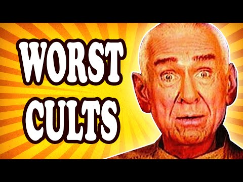 Top 10 Awful Cults — TopTenzNet