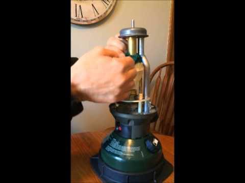 Coleman NorthStar Dual Fuel Instalite 2000B Lantern