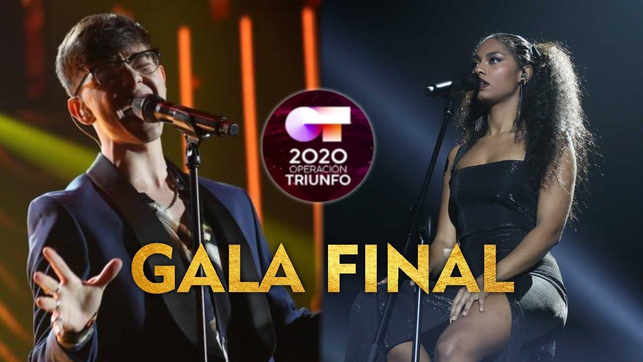 OT 2020 | Top 13 actuaciones de la Gala Final