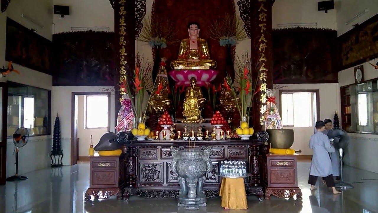 chùa Bồ Đề – Quận Bình Thạnh (có phụ đề)