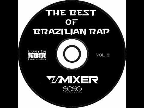 O melhor do rap nacional - Set 2015 - Dj Mixer